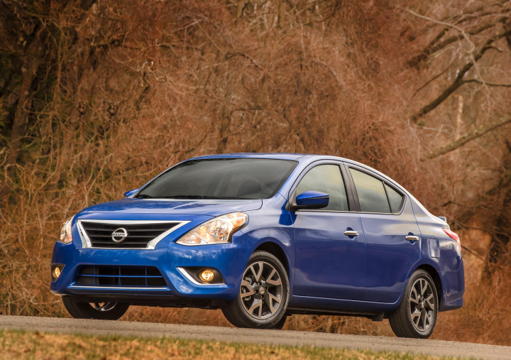 2017 Nissan Versa Sedan Review