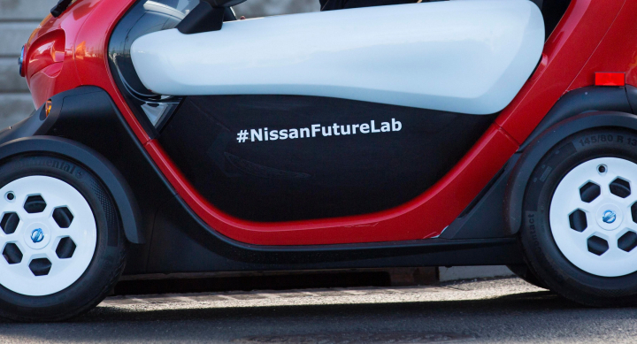 Nissan's Future Lab Experiments Map the Future of Mobility