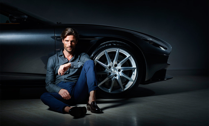 Luxury Capsule Collection 'Aston Martin by Hackett' Released