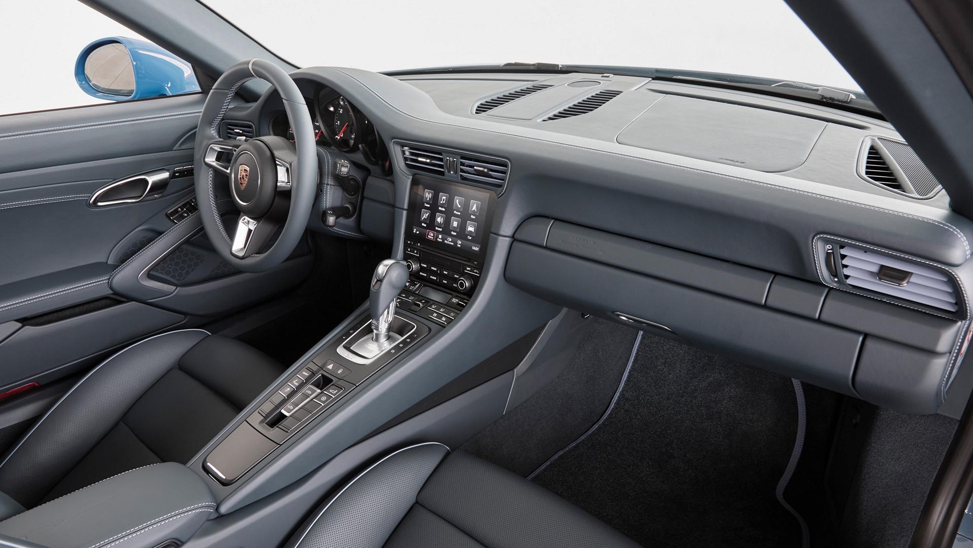 911 Targa 4S Exclusive Design Edition © Dr. Ing. h.c. F. Porsche AG