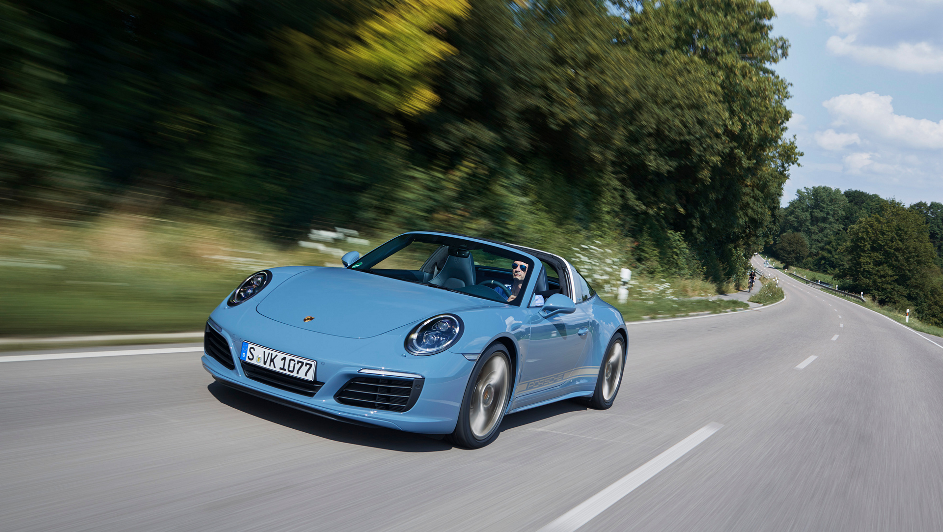 911 Targa 4S Exclusive Design Edition © Dr. Ing. h.c. F. Porsche AG