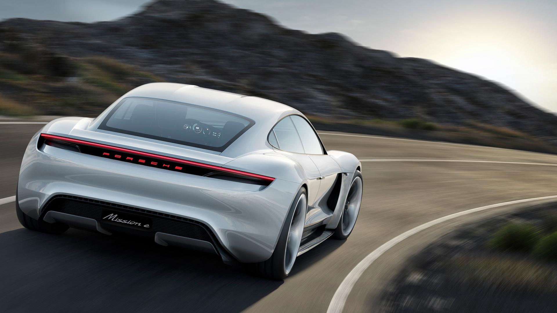 Mission E © Dr. Ing. h.c. F. Porsche AG