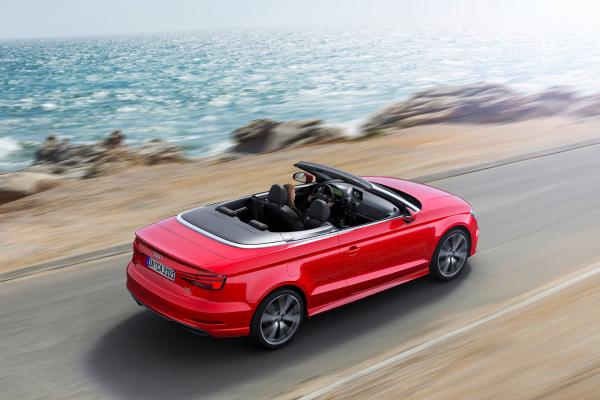 Audi A3 Cabriolet © Volkswagen AG