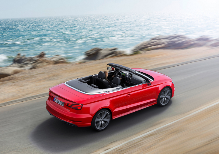 Audi A3 Brings Advanced Technologies to the Premium Entry-Segment Buyer