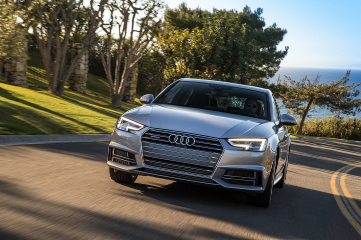 2017 Audi A4 Ultra Offers Highest Fuel Economy in the Segment