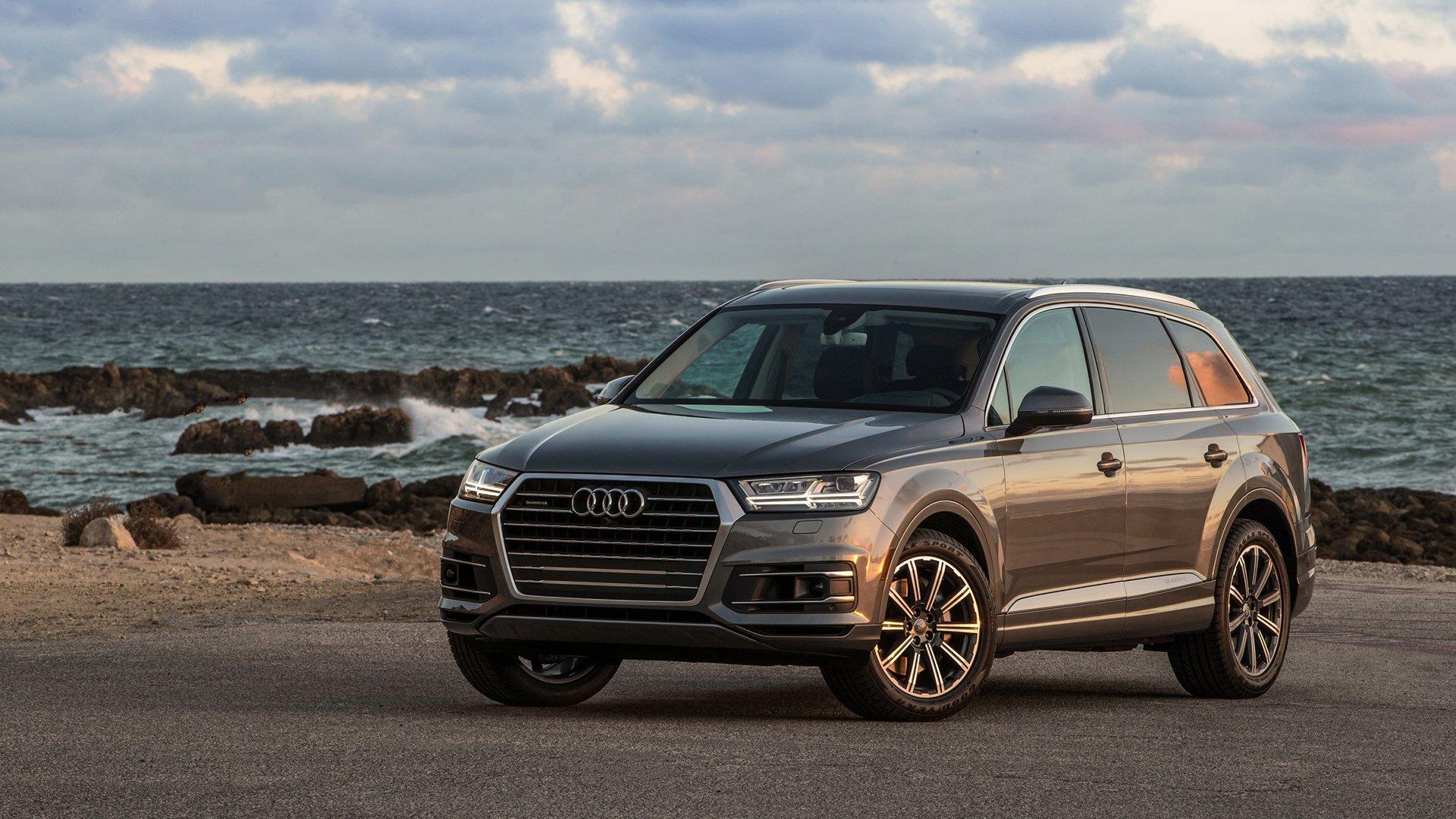 2017 Audi Q7 © Volkswagen AG