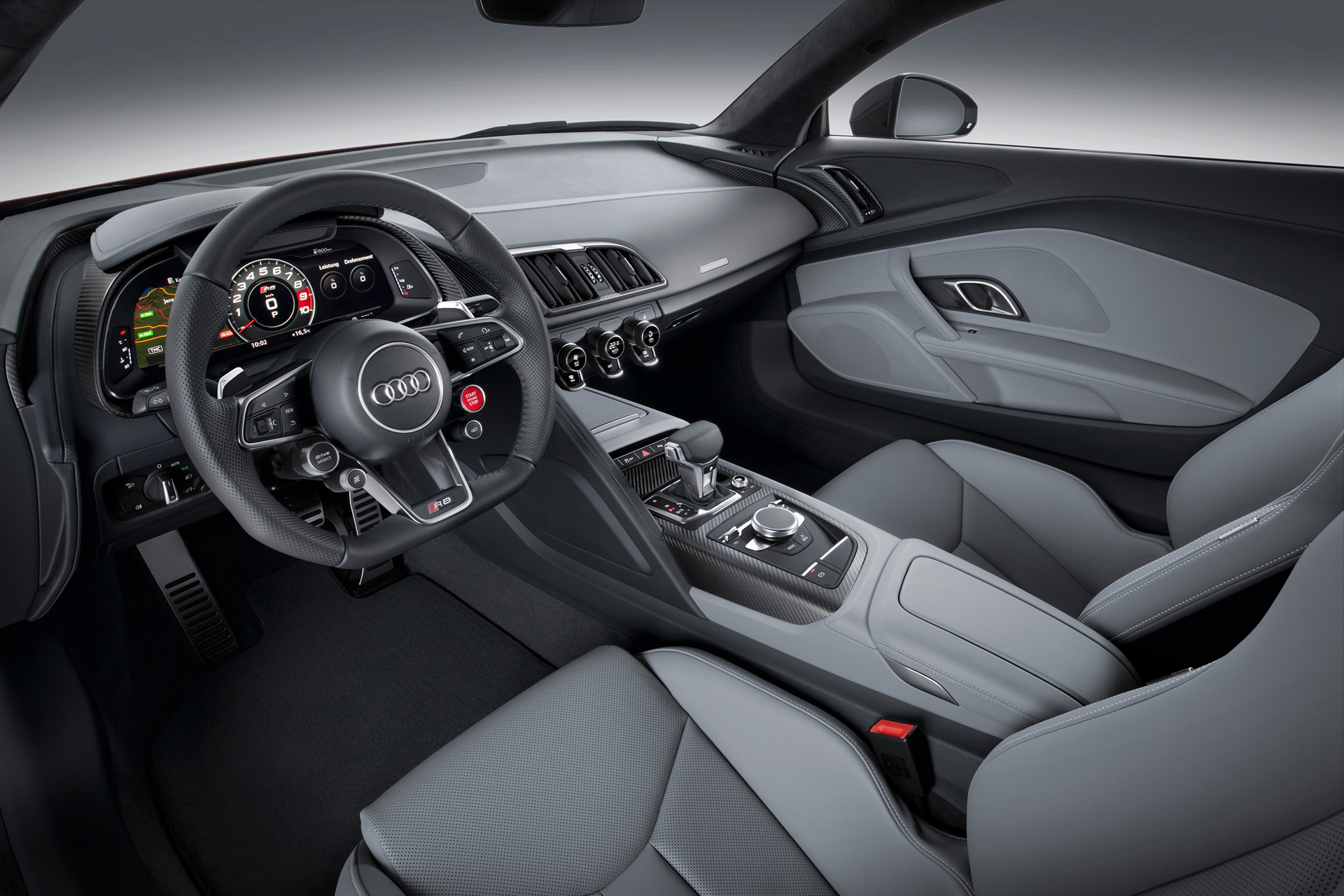 2017 Audi R8 V10 Coupe © Volkswagen AG