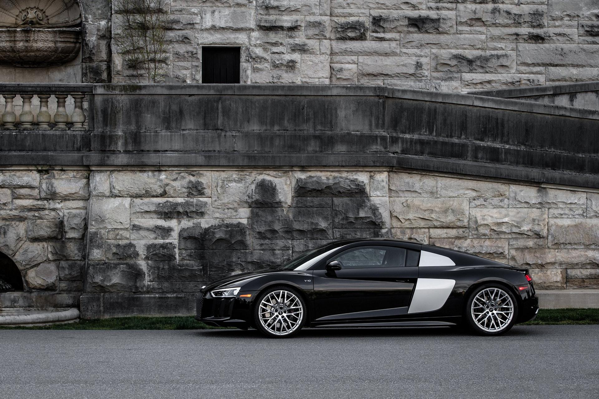 2017 Audi R8 V10 © Volkswagen AG