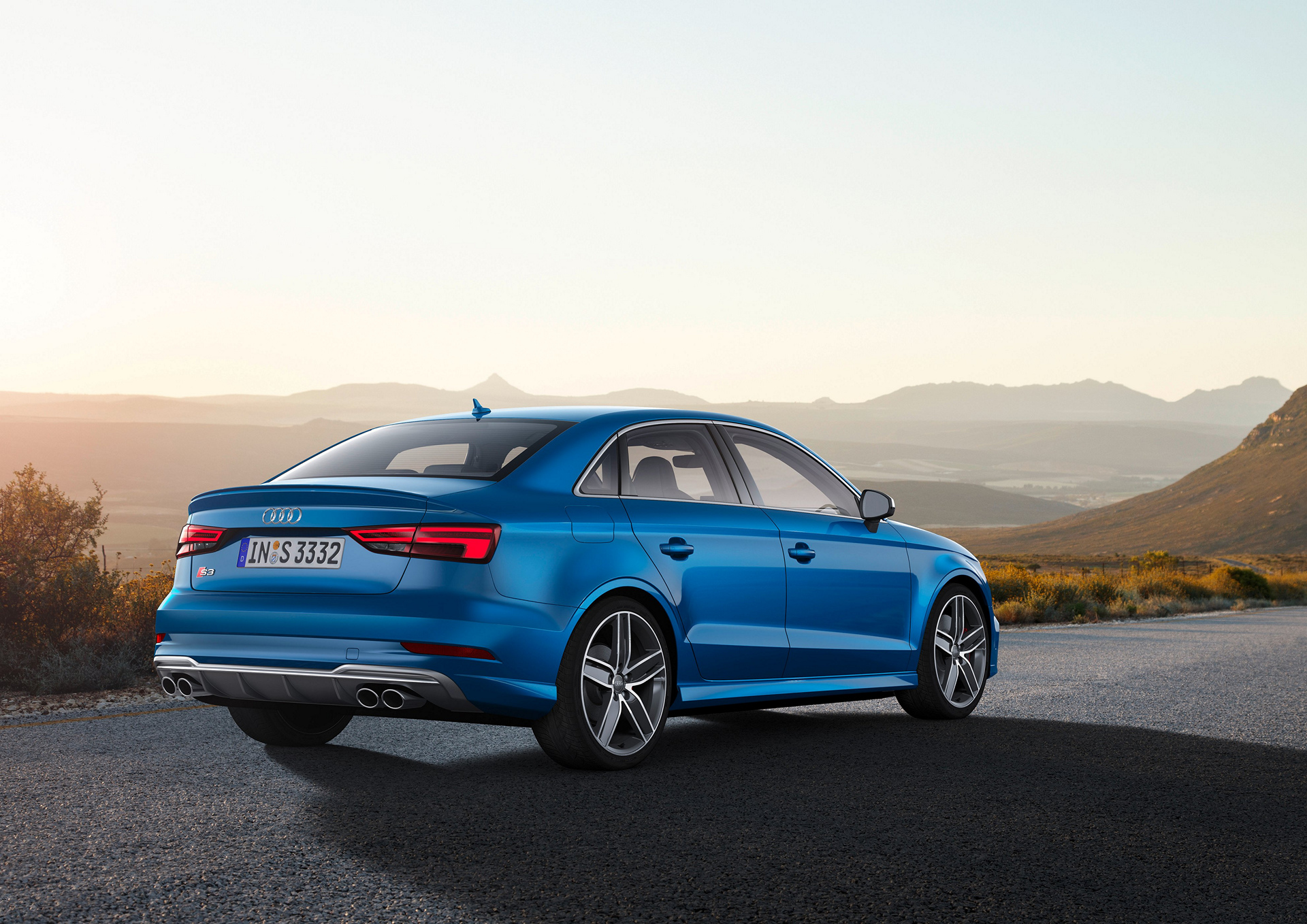Audi S3 Sedan © Volkswagen AG