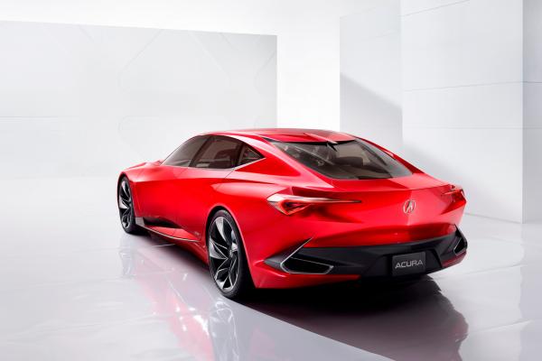 Acura Precision Concept © Honda Motor Co., Ltd.