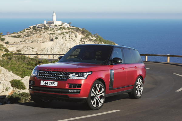 2017 Range Rover © Tata Group