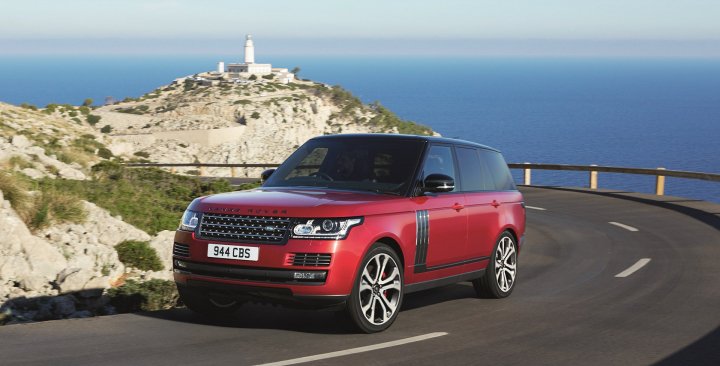 2017 Land Rover Range Rover Review