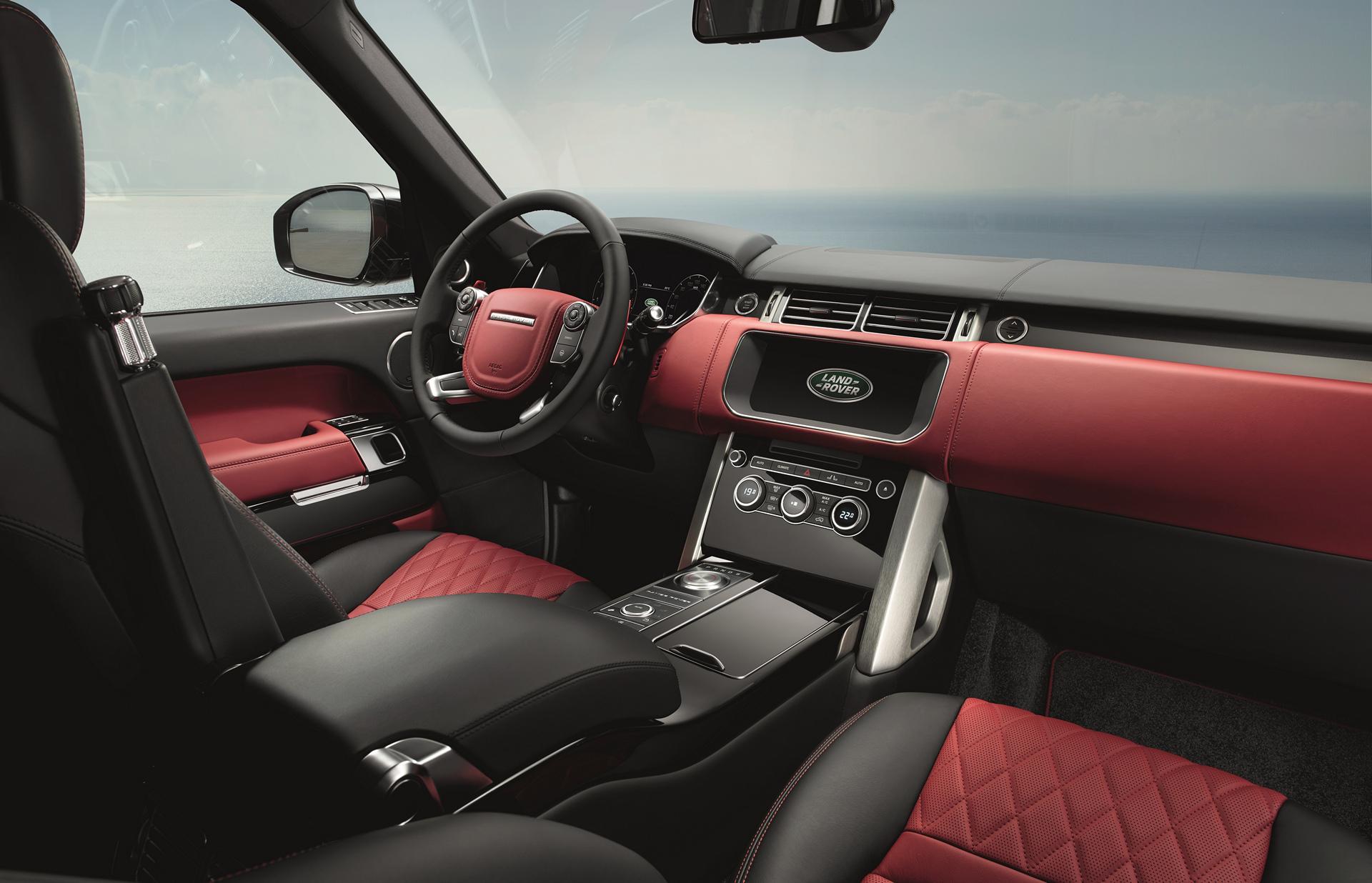 2017 Range Rover © Tata Group