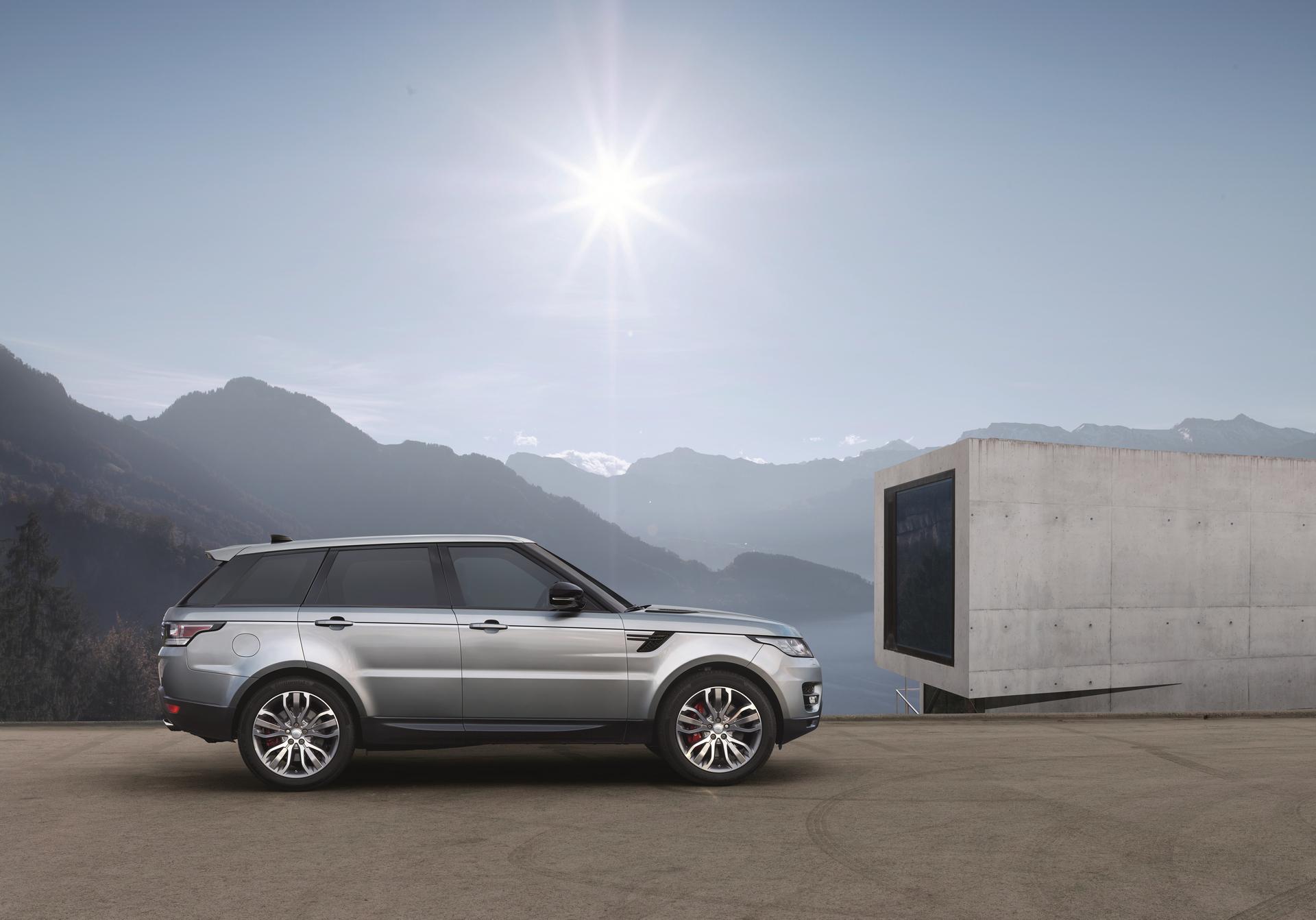 2017 Range Rover Sport © Tata Group