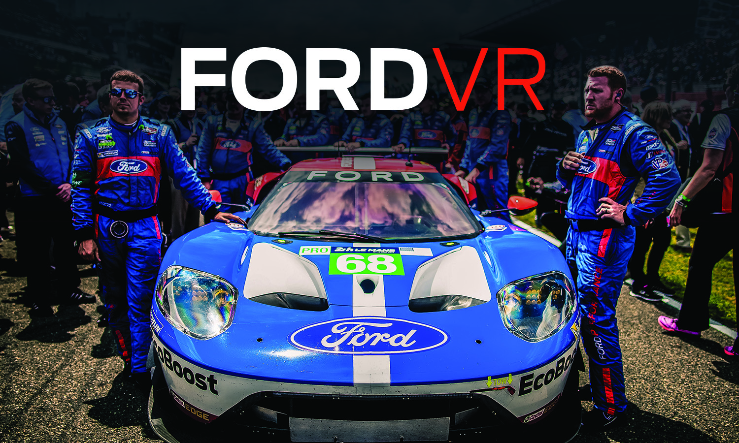 Ford's App Gives a 360-Degree View of Company Innovations © Ford Motor Company