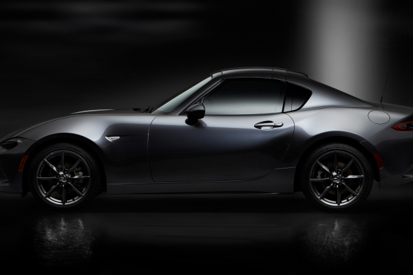 2017 Mazda MX-5 Miata RF © Mazda Motor Corporation
