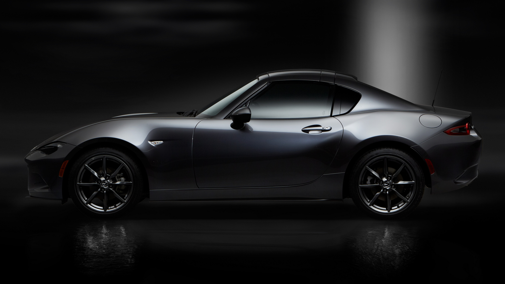 2017 Mazda MX-5 Miata RF © Mazda Motor Corporation