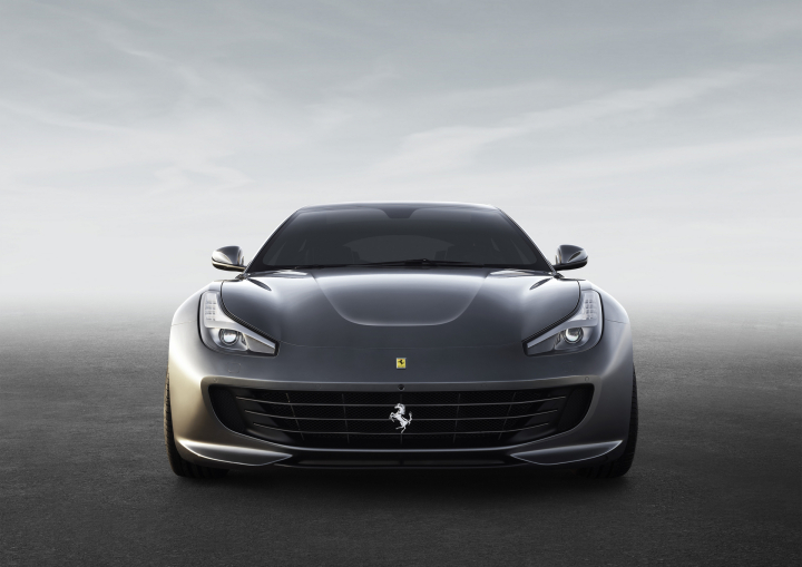 Ferrari GTC4Lusso: The U.S. Reveal