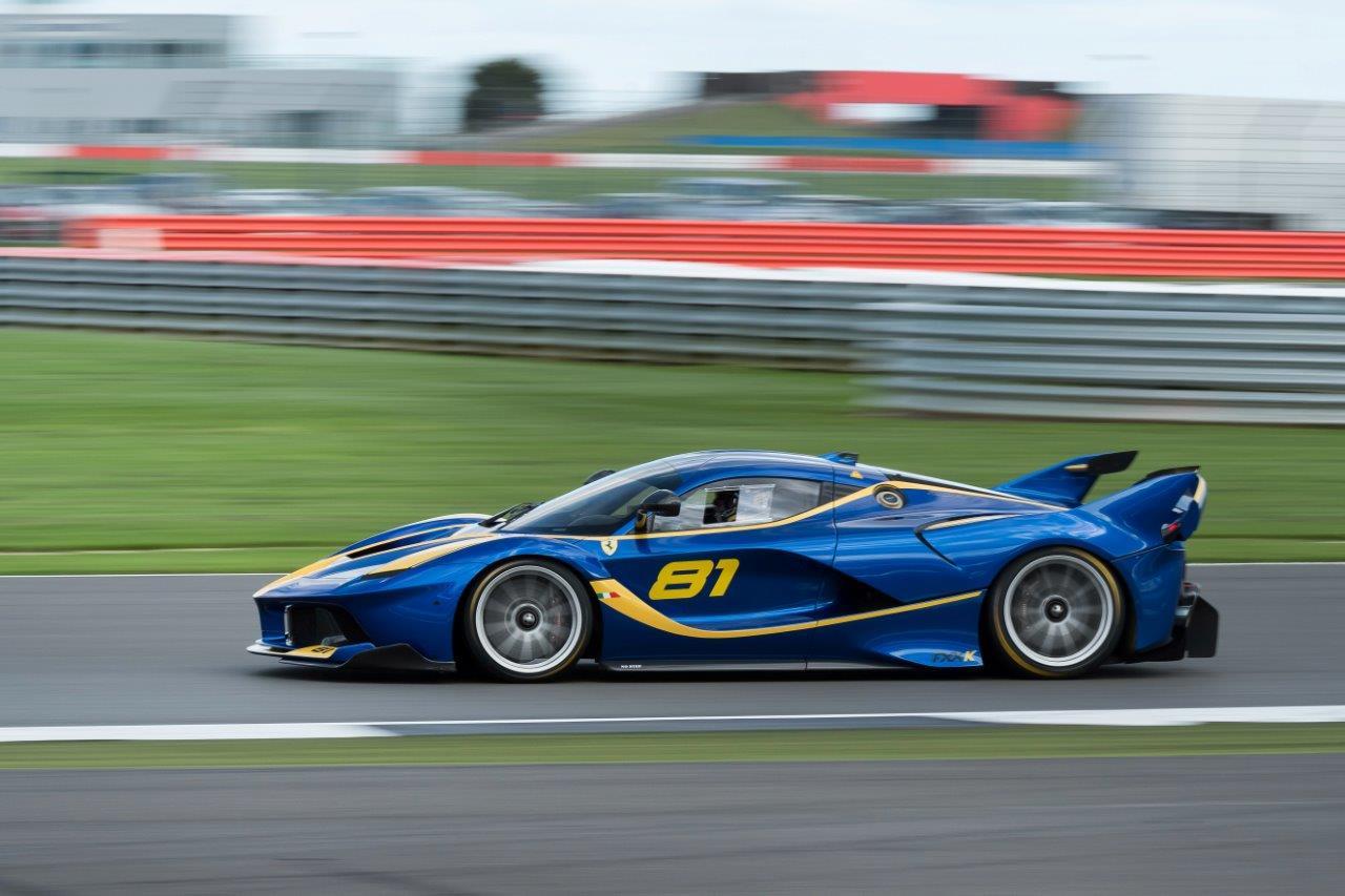 Passione Ferrari at Silverstone © Fiat Chrysler Automobiles N.V.