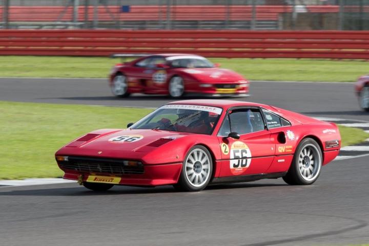 Passione Ferrari at Silverstone
