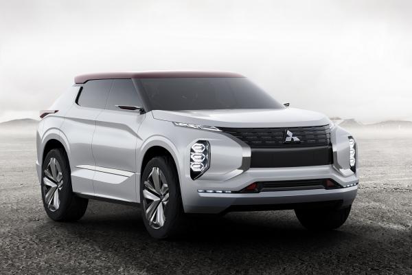 Mitsubishi GT-PHEV Concept © Mitsubishi Group