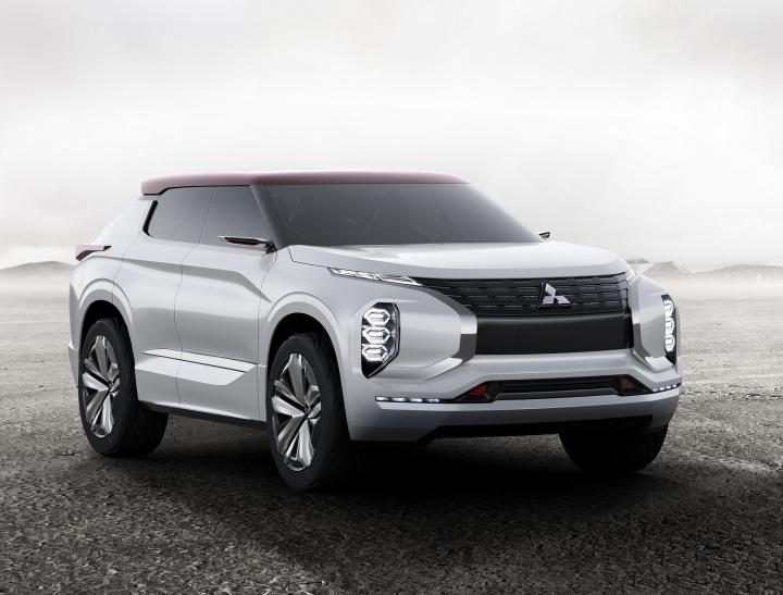 Mitsubishi Announces Lineup for Upcoming 2016 Paris Motor Show