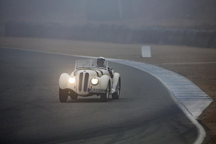 Photo Gallery: BMW Celebrates 100th Anniversary During Monterey Car Week