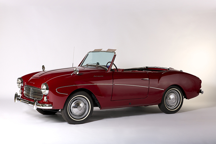 1961 Datsun Fairlady Sport © Nissan Motor Co., Ltd.