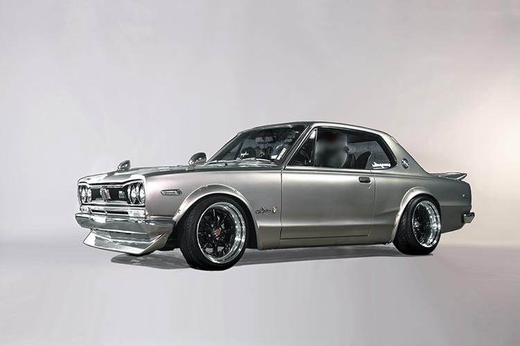 "1971 Nissan Skyline ""Hakosuka"" GT-R © Nissan Motor Co., Ltd."