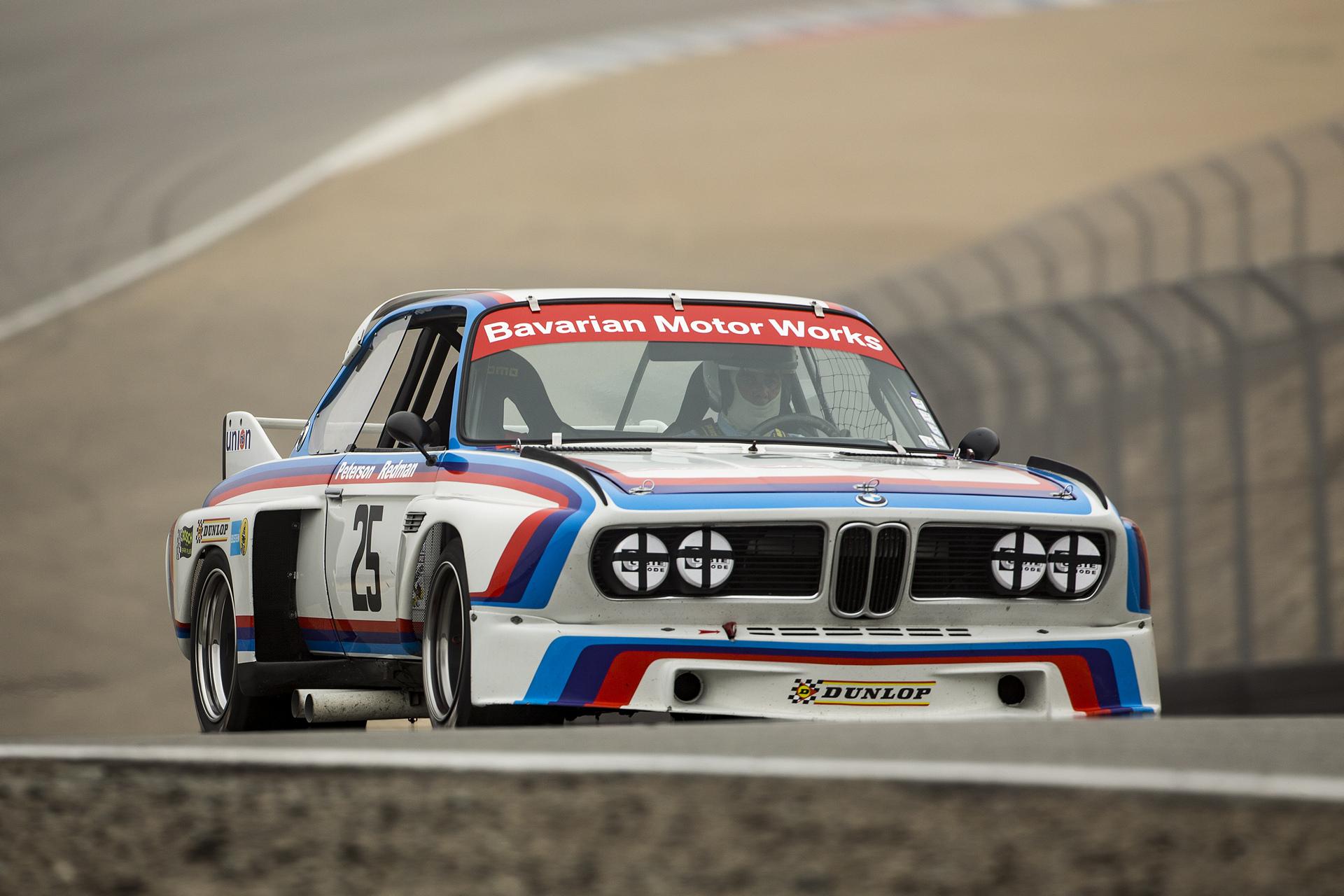 1975 BMW 3.0 CSL © BMW AG