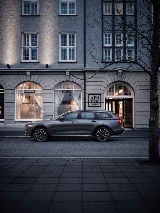 Volvo Cars Reveals its Adventurous Side with New V90 Cross Country