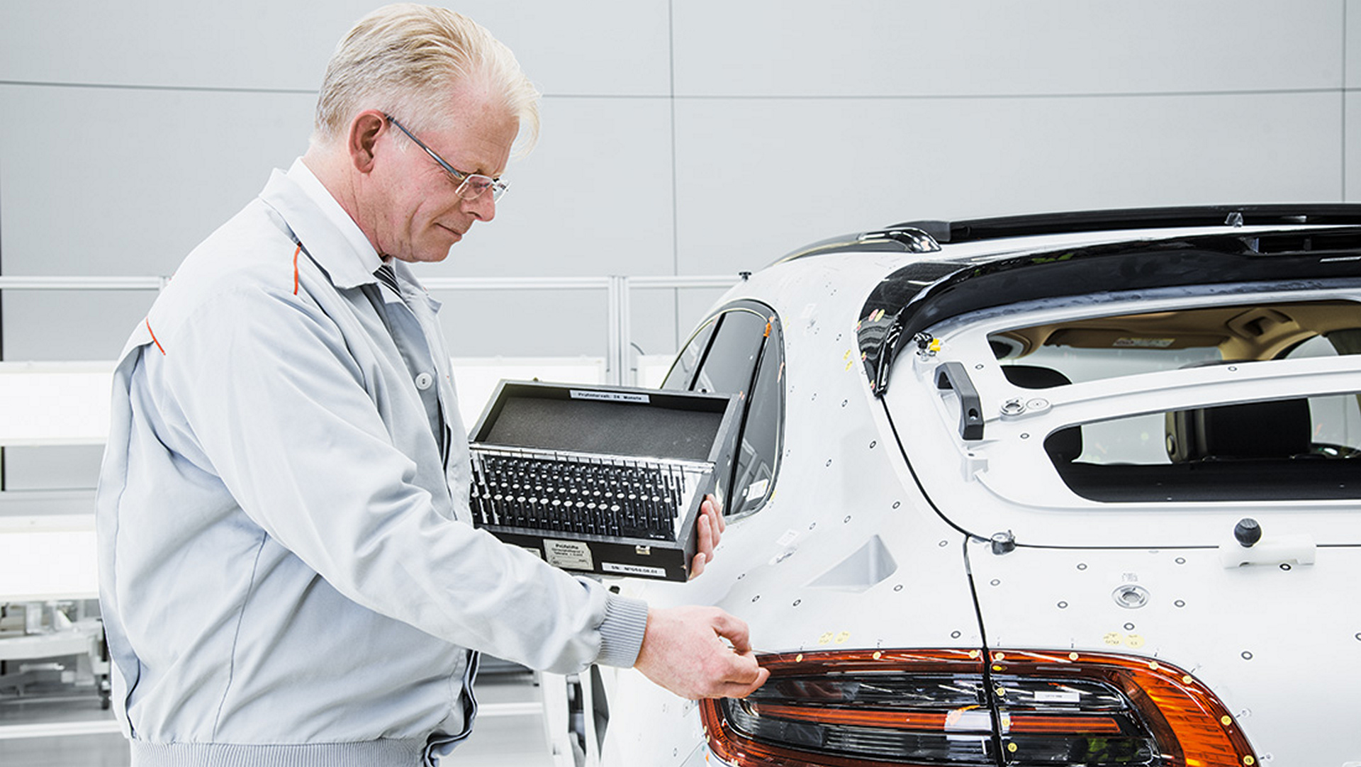 Porsche Macan © Dr. Ing. h.c. F. Porsche AG