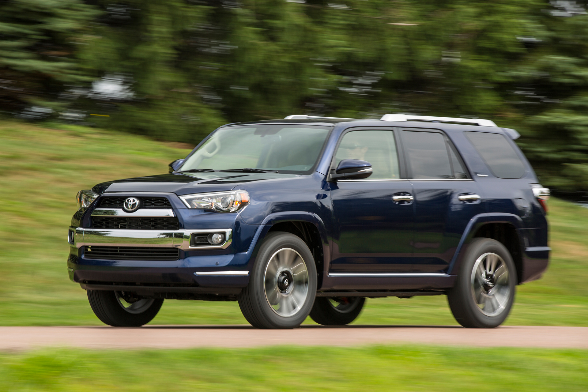 2017 Toyota 4Runner © Toyota Motor Corporation