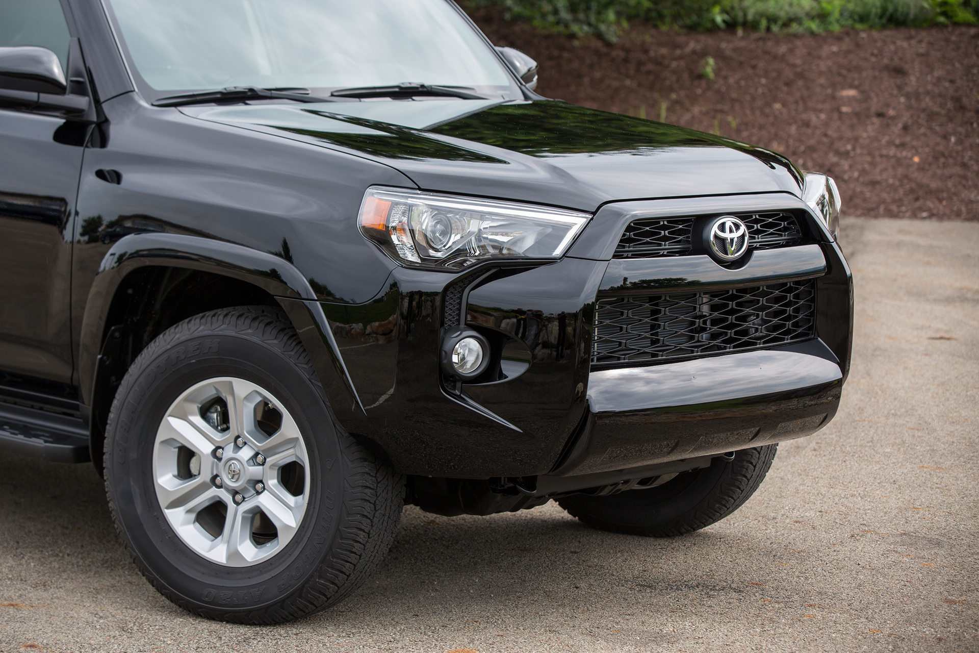 2017 Toyota 4runner Motor Corporation