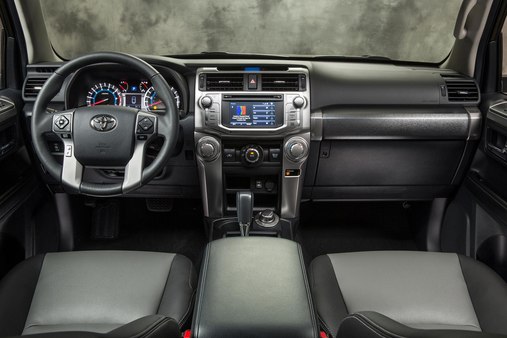 2017 Toyota 4Runner © Toyota Motor Corporation