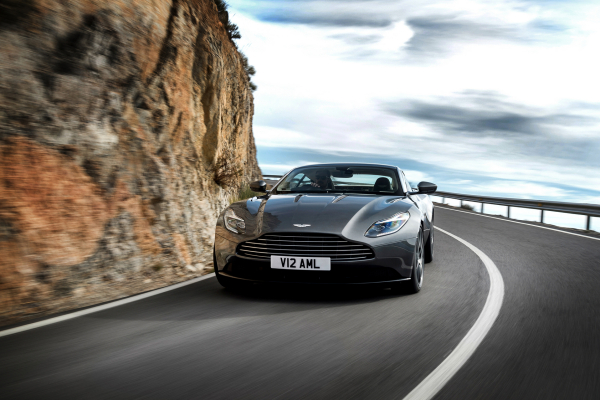 Aston Martin DB11 © Aston Martin Lagonda Limited