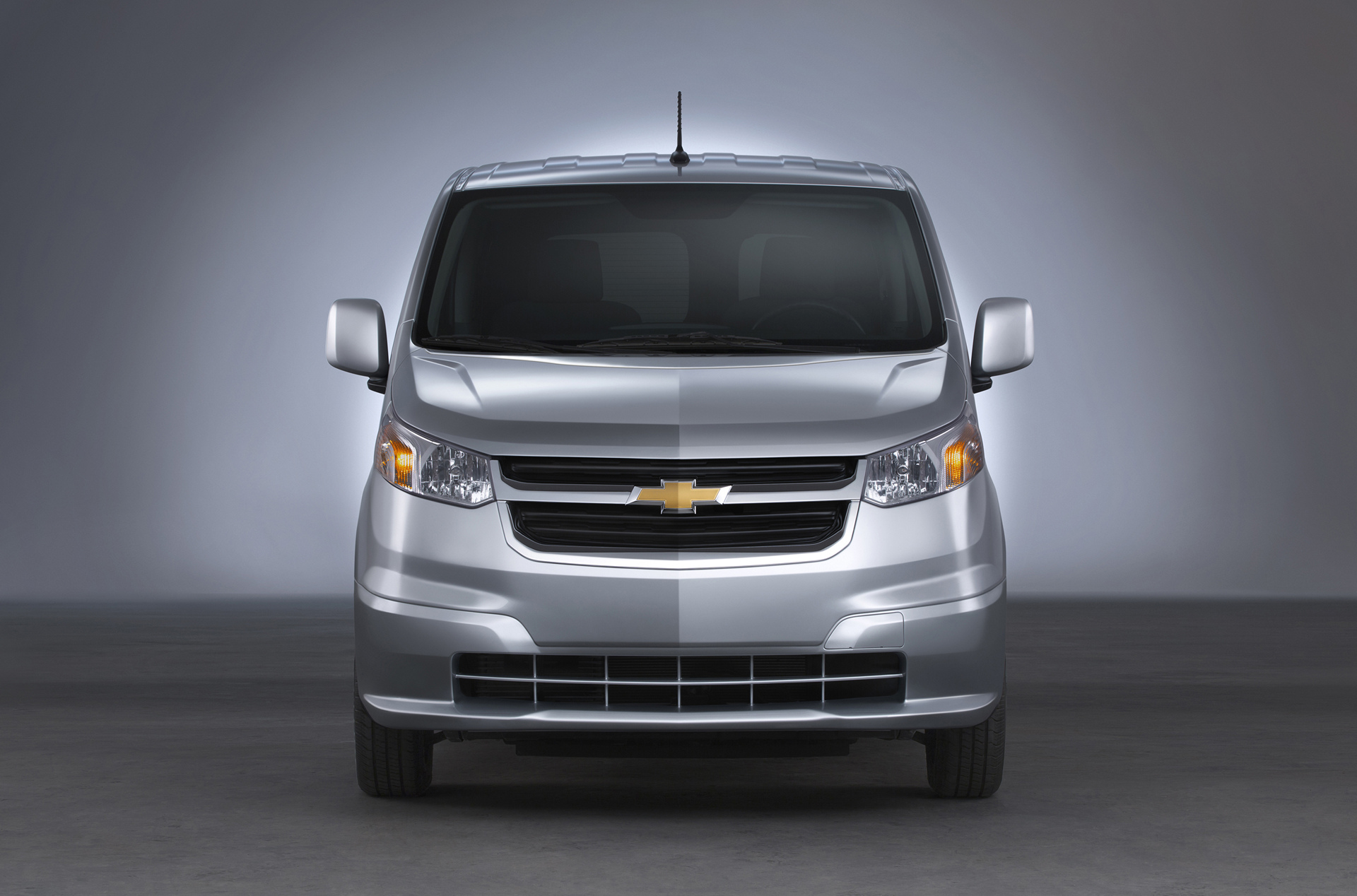 2016 Chevrolet City Express © General Motors