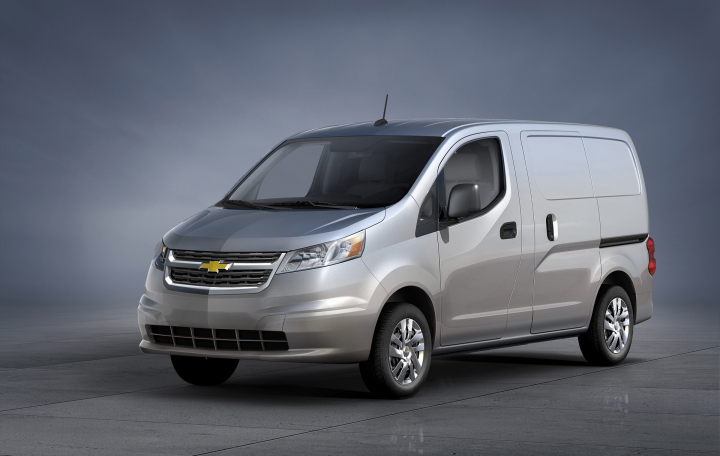 2016 Chevrolet City Express Review