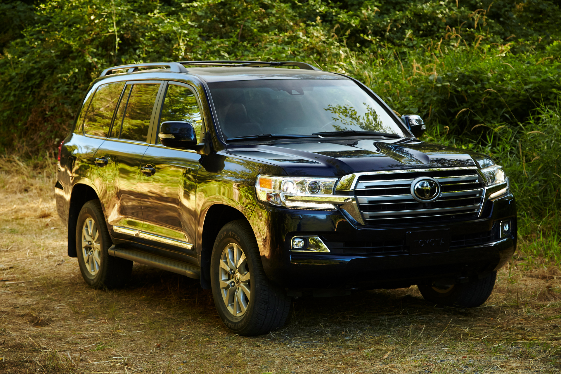 Toyota Land Cruiser © Toyota Motor Corporation
