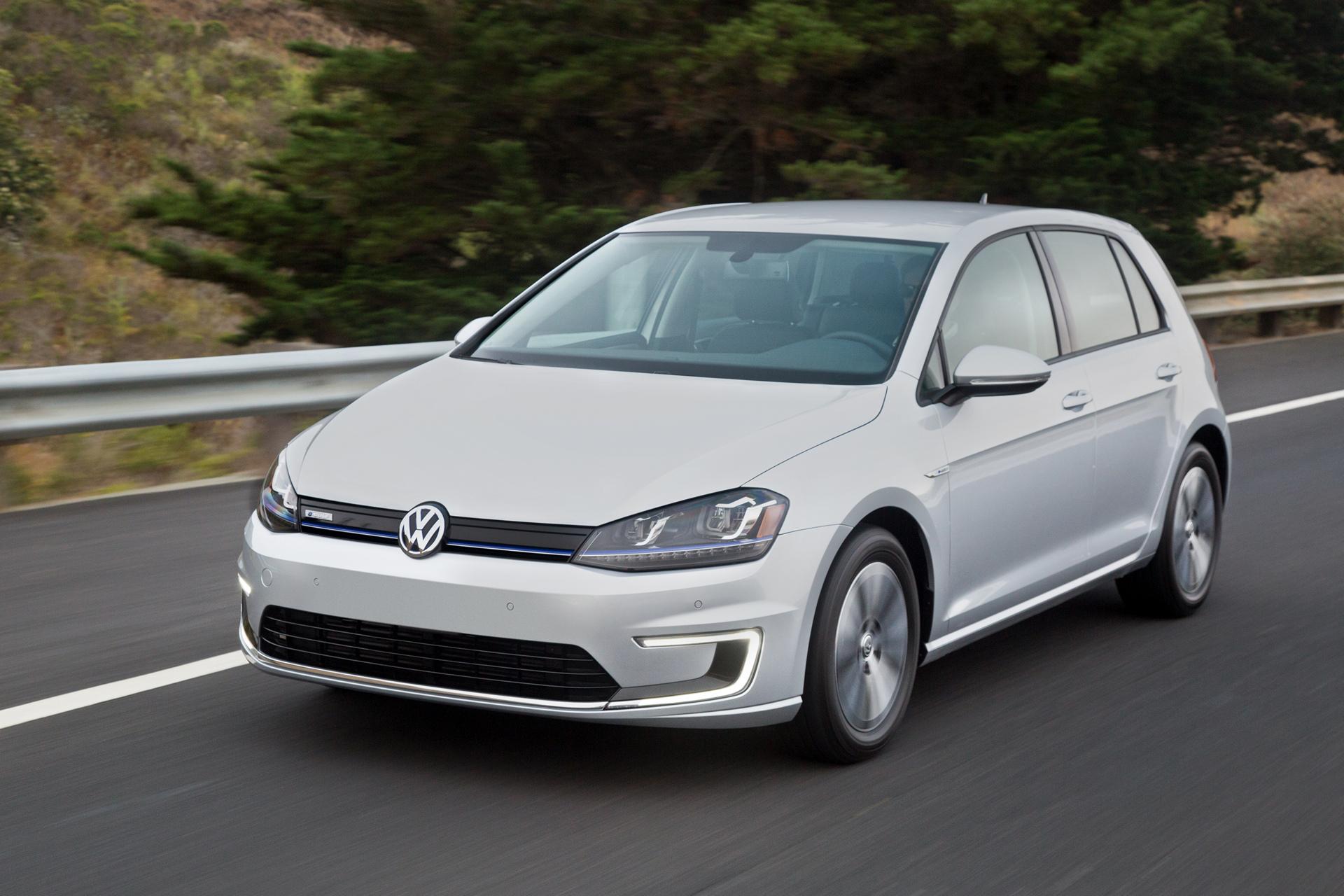 2016 Volkswagen e-Golf © Volkswagen AG