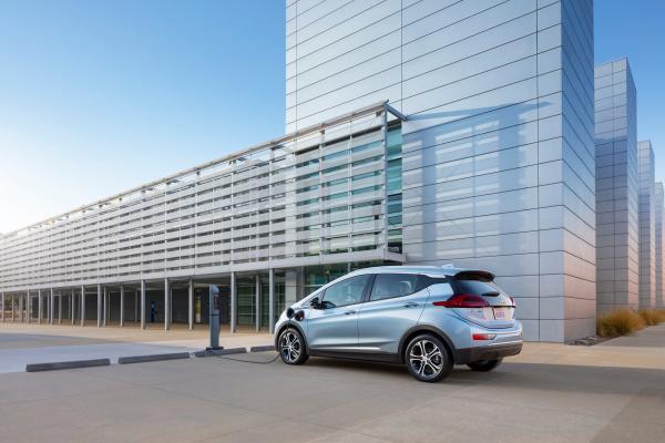 2017 Chevrolet Bolt EV © General Motors