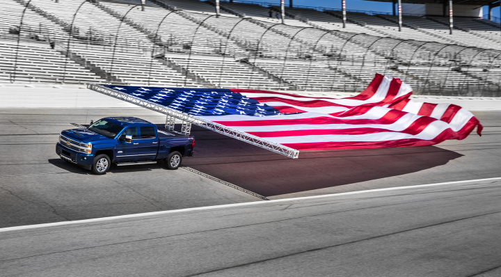 Chevrolet Sets GUINNESS WORLD RECORDS™ Title
