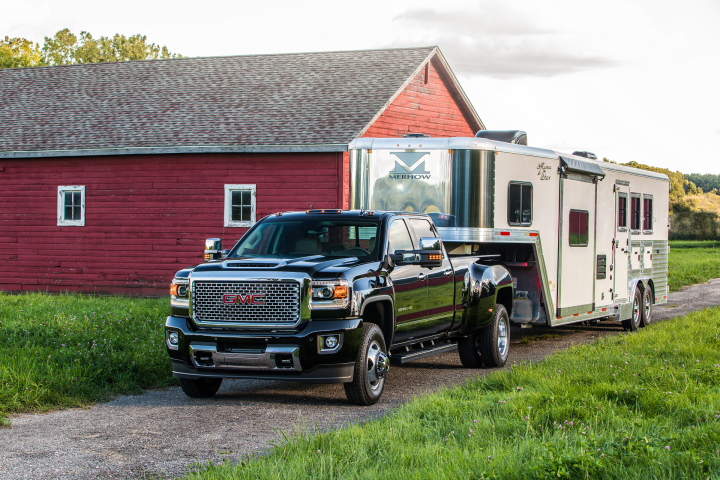 All-New Duramax 6.6L Diesel Is Our Most Powerful Ever
