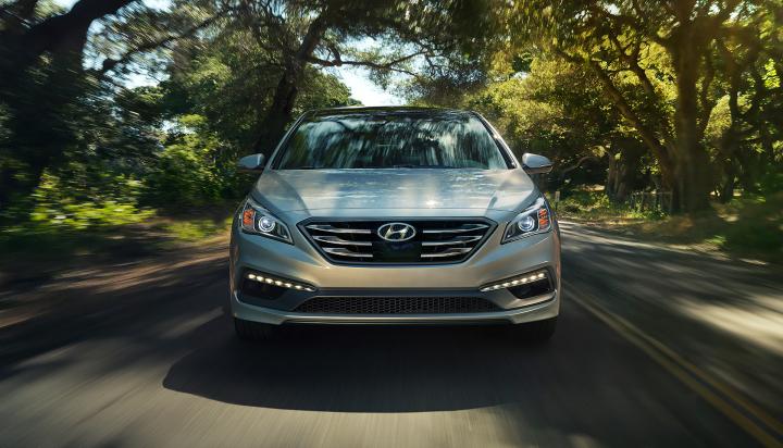 2017 Hyundai Sonata Review