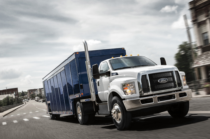 New 2016 F-650 and F-750 Trucks Have Best Year-To-Date Since 1997