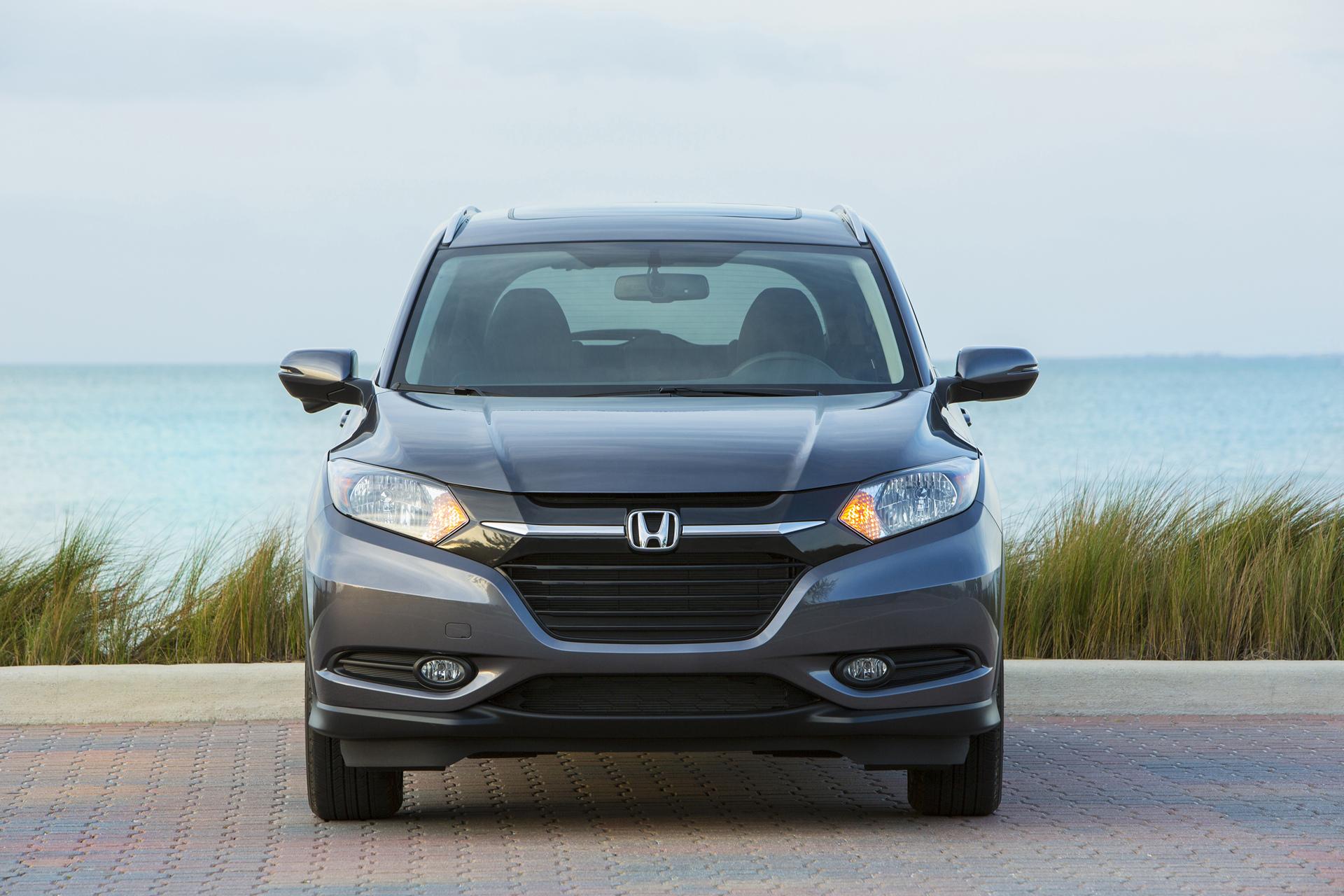 2017 Honda HR-V © Honda Motor Co., Ltd.