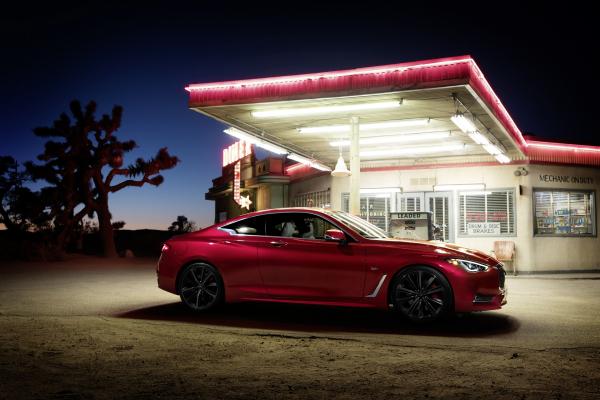 INFINITI Q60 © Nissan Motor Co., Ltd.