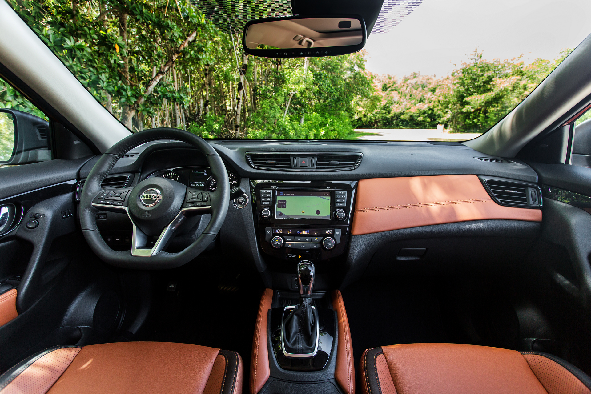 2017 Nissan Rogue © Nissan Motor Co., Ltd.