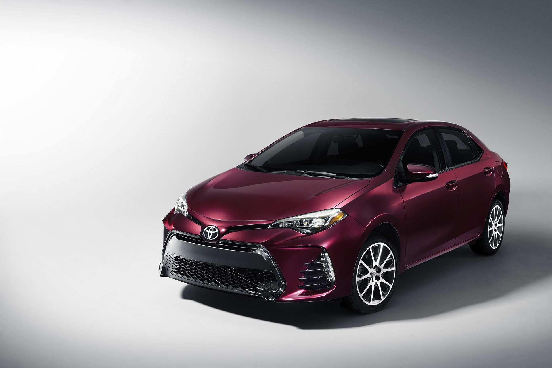 2017 Toyota Corolla 50th Anniversary Special Edition © Toyota Motor Corporation