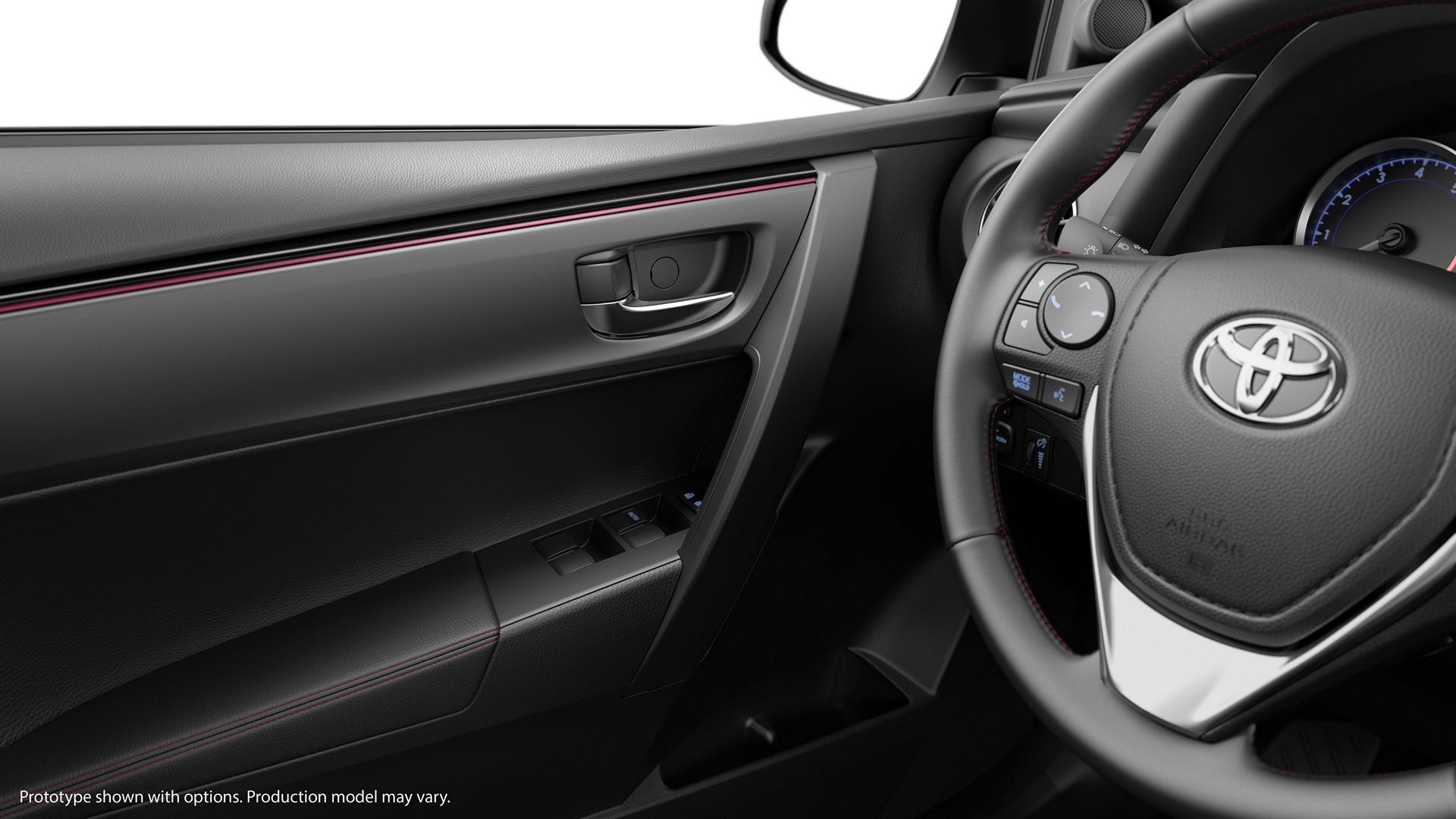 2017 Toyota Corolla 50th Anniversary Special Edition © Toyota Motor Corporation